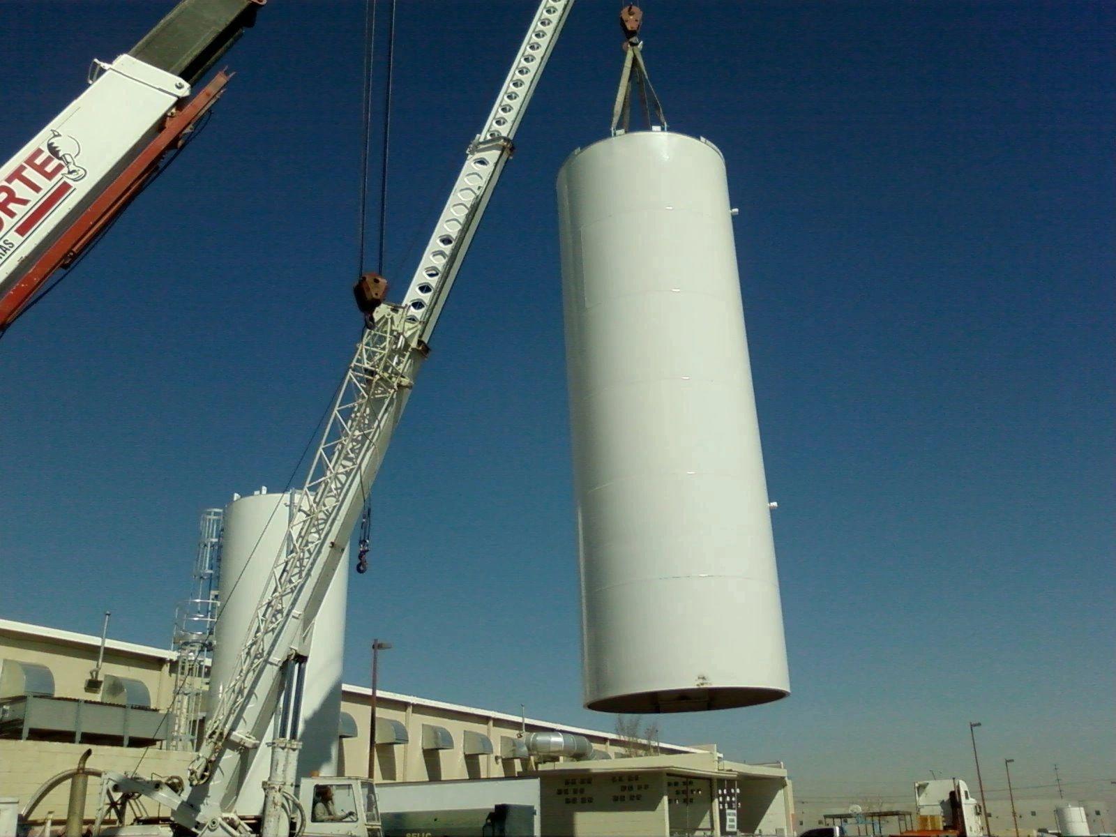 Resin Unloading System